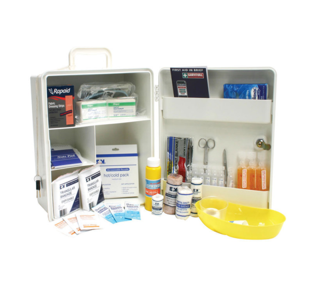 Workplace High Risk First Aid Kit